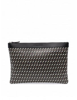 DSQUARED2 all-over print clutch bag CLM0006475042755080