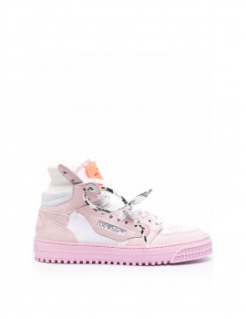 OFF-WHITE 3.0 OFF COURT LEATHER WHITE PINK OWIA112F21LEA0010130