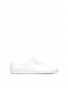SAINT LAURENT NDY SNEAKERS IN LEATHER 6068310M5009030