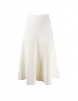 VALENTINO SKIRT WITH EMBROIDERED LOGO UB3KG01N5MNA03  EAN 01205511