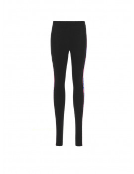 OFF-WHITE ATHLEISURE LEGGINGS BLACK NO COLOR OWVG012R21JER0011000