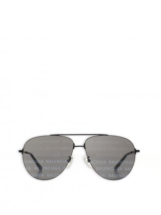 BALENCIAGA Invisible xxl pilot sunglasses  1201091
