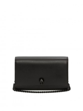 AMQ Small Skull Bag black
