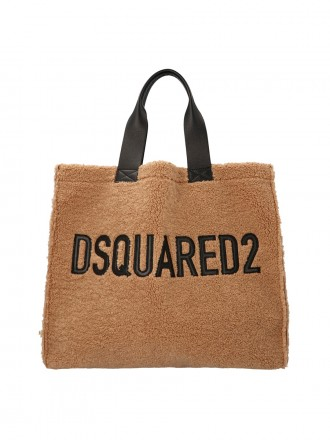 Dsquared2 'News' tote bag