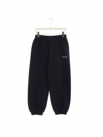 Balenciaga Logo sweatpants black