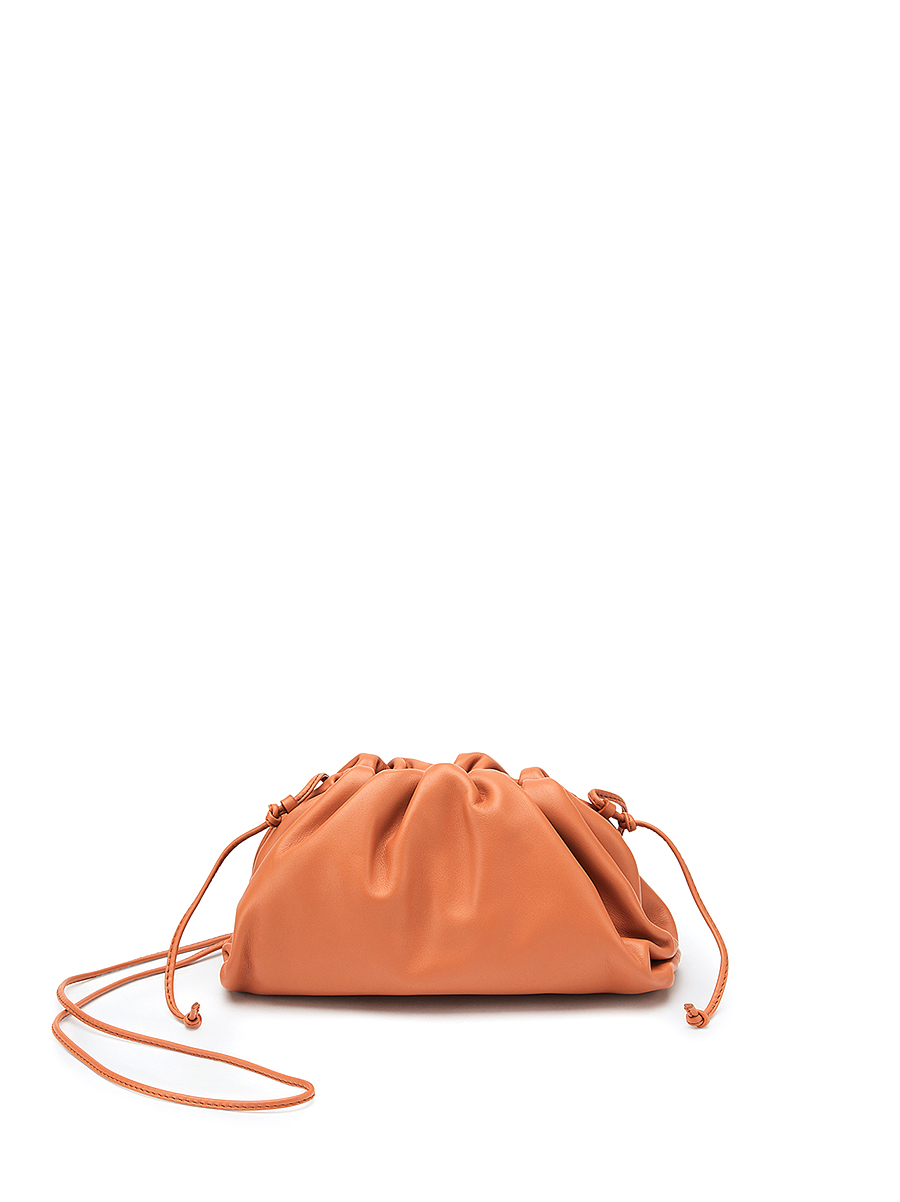 Bottega Veneta THE MINI POUCH  clay