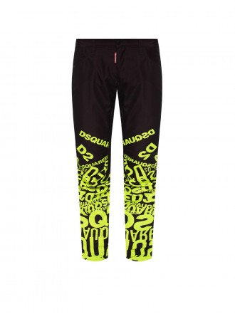 DSQUARED2  Ski' trousers with logo 1206611