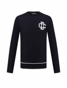 Dsquared2 hoodie dc 1206686 - 50% OFF