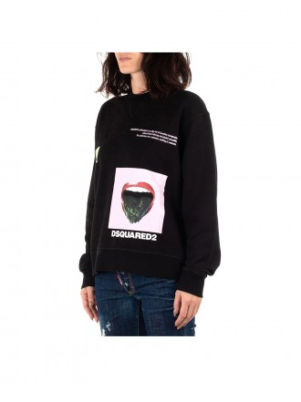 Dsquared2 hoodie mouth  1206490