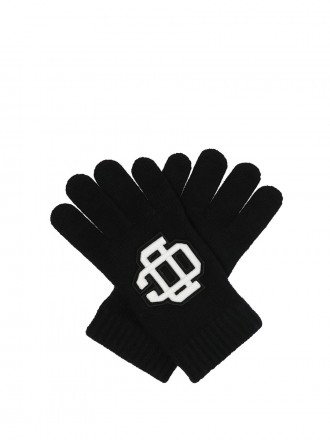 DSQUARED2 PATCHED GLOVES 1207101