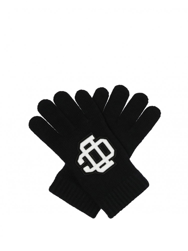 DSQUARED2 PATCHED GLOVES 1207101 - 50% OFF
