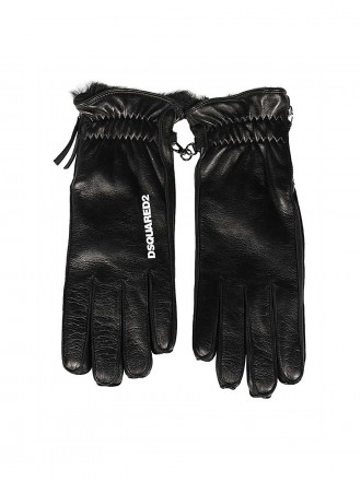 Dsquared2 GLM0006 18900001 Gloves - Black 1207046