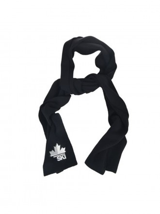 DSQUARED2 DSQUARED2 SKI SCARF IN BLACK uni 1207095