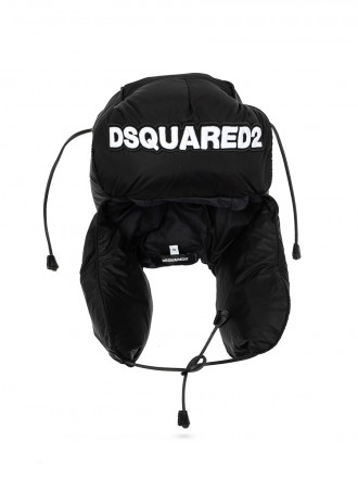 DSQUARED2 DOWN HAT WITH LOGO 1207087