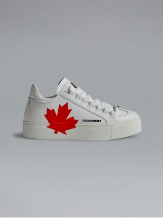 DSQ2 Canadian Team Sneakers 1207143 - 50% OFF