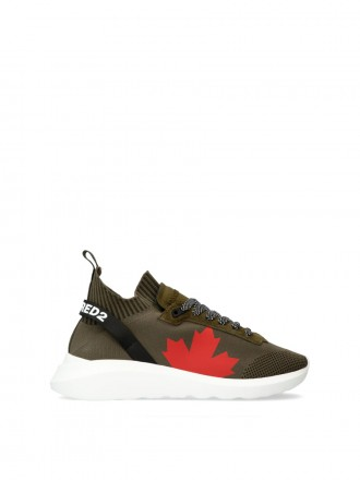 DSQUARED2  Dsquared2 Speedster Low-top Sneakers 1207155 - 50% OFF