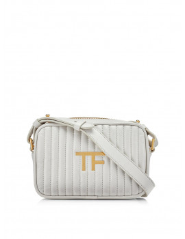 TOM FORD QUILTED LEATHER TF CAMERA BAG 1204418