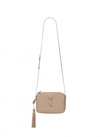 YSL LOU CAMERA BAG IN QUILTED LEATHER  1203179