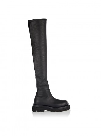BOTTEGA VENETA  BV TIRE KNEE-HIGH BOOTS 1203893