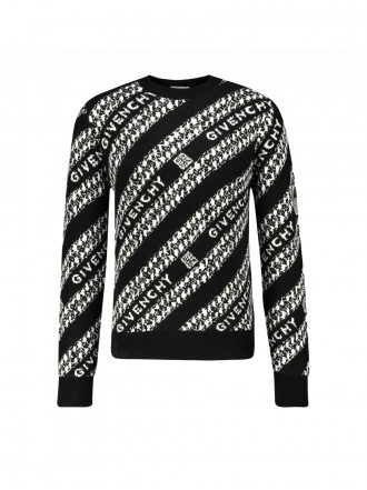 GIVENCHY Logo knitted sweater 1206854
