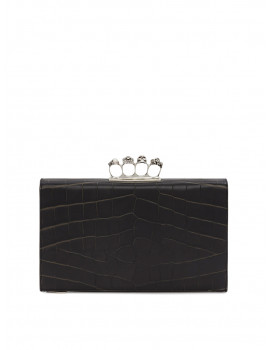 AMQ Four-Ring Zip Pouch 01203724