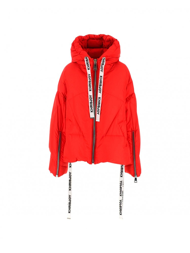 KHRISJOY DOWN JACKET WITH HOOD 1205215
