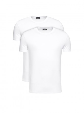 DSQUARED2 2-PACK CREW NECK MICROMODAL underwear tshirts 1204142