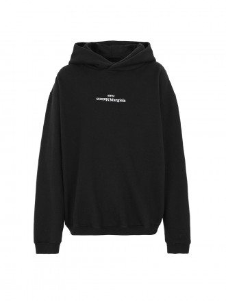 MAISON MARGIELA Embroidered logo hoodie 1205249