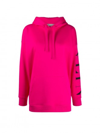 Valentino VLTN relaxed-fit hoodie 1205519