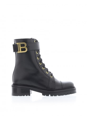 Balmain Ranger Boot Leather Romy B