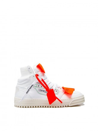OFF WHITE 3.0 COURT SNEAKERS WHITE