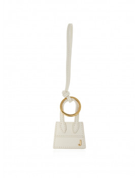 JACQUEMUS KEYRING WITH CHARM 1208316