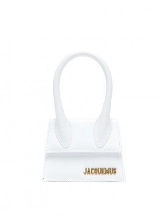JACQUEMUS Le Chiquito leather tote 1208319
