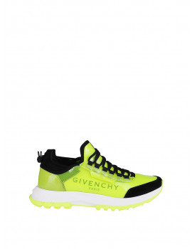 GIVENCHY GIVENCHY  Givenchy Fluo Yellow Spectre Runner Sneakers 1204528 -40%