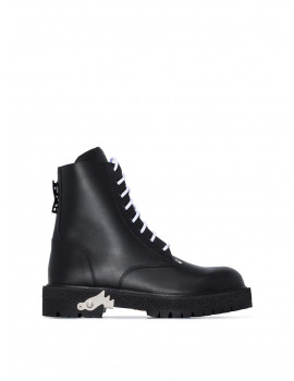 Off-White lace-up combat boots 1208491