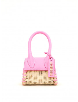 Jacquemus Le Chiquito Pink  -40% OFF