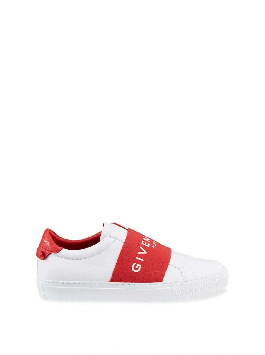GIVENCHY URBAN STREET SNEAKER red