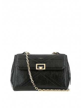 GIVENCHY  Black leather medium ID handbag - 30% OFF