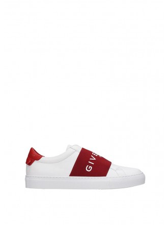 GIVENCHY GIVENCHY URBAN STREET SNEAKERS IN WHITE