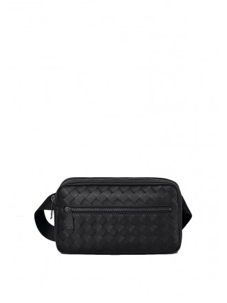 BOTTEGA VENETA  BELT BAG black