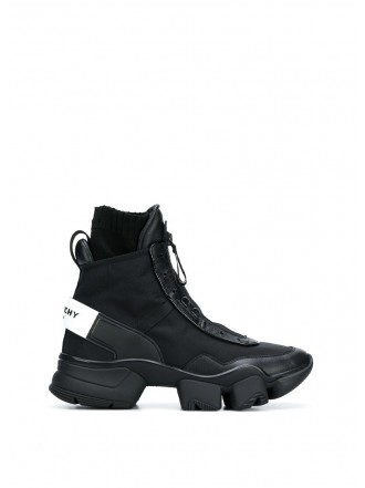 GIVENCHY BASKET HAUTE JAW SNEAKER
