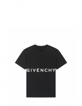 GIVENCHY 4G embroidered oversized t-shirt BM716B3Y6B001