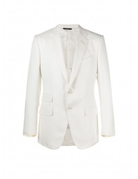 Tom Ford single-breasted tailored blazer – 11ML40979R00
