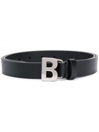 Balenciaga B thin belt 1195714