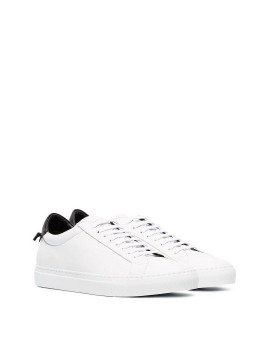 Givenchy BH0002H0FS URBAN STREET SNEAKERS BLACK/White