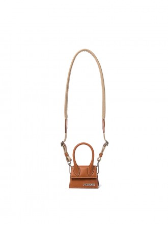 JACQUEMUS Le Chiquito leather bag 215BA01-215 304820