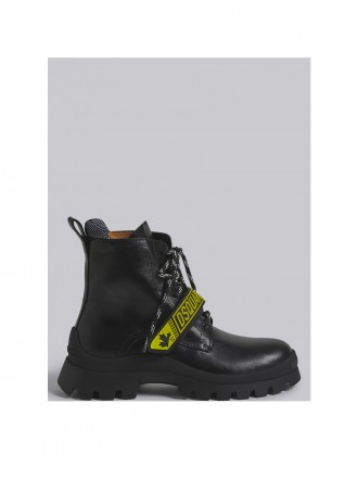 DSQUARED2 Fluo D2Leaf Ankle Boots 1209218