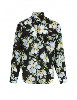 TOM FORD FLORAL PRINT LONG SLEEVE SHIRT 94YSBE9FT931 -50%