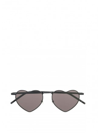 SAINT LAURENT sunglasses - heart