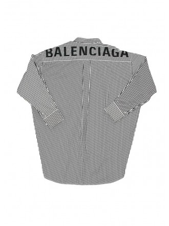 BALENCIAGA swing shirt